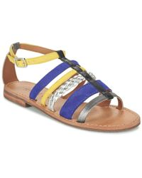 Geox - D Sozy E Sandals - Lyst