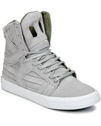 Supra - Skytop Ii Shoes (high-top Trainers) - Lyst