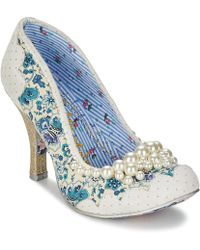 Irregular Choice - Pearly Girly - Lyst