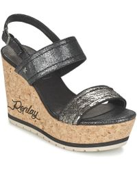 Replay - Covina Sandals - Lyst