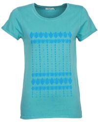 Kulte - Juliette Batik T Shirt - Lyst