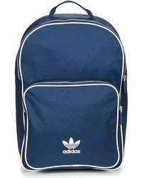95642b913dcc adidas Originals Adicolor Backpack in Blue for Men - Lyst