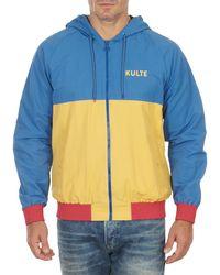 Kulte - Autofocus Men's Jacket In Multicolour - Lyst