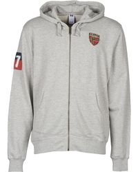 Helly Hansen - Graphic Fz Hoodie Men's Sweatshirt In Grey - Lyst