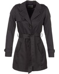 Vero Moda   On Abby Trench Coat   Lyst