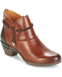 Pikolinos - Rotterdam 903 Low Boots - Lyst