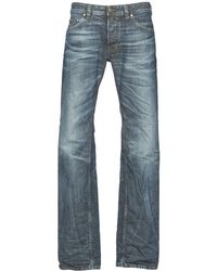 DIESEL - Safado Men's Jeans In Blue - Lyst