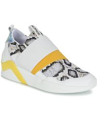 Serafini - Dover Shoes (high-top Trainers) - Lyst