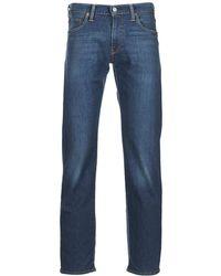 Levi's - 504 Regular Straight Fit Jeans - Lyst