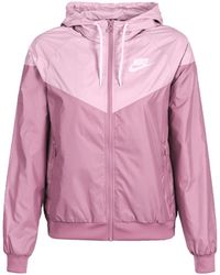 51760f25f0a5 Nike Sportswear Advance 15 869258 619 Women s Jacket In Multicolour ...