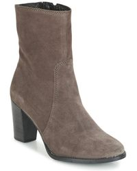 Tamaris - Jenny Low Ankle Boots - Lyst