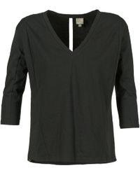 Bench - Elude Women's Long Sleeve T-shirt In Black - Lyst