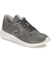 Esprit - Cloudy Lace Up Shoes (trainers) - Lyst