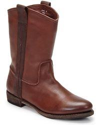 Blackstone - Bologna Horses Mid Boots - Lyst