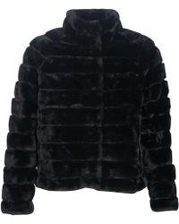 Rene' Derhy - Baldaquin Women's Coat In Black - Lyst
