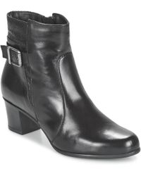 Tamaris - Donala Low Ankle Boots - Lyst