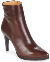 Fericelli - Jorgia Low Ankle Boots - Lyst