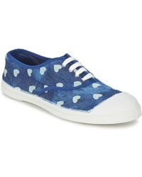 Bensimon - Tennis Elly Shoes (trainers) - Lyst
