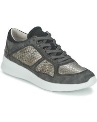 Esprit - Lune Lace Up Shoes (trainers) - Lyst