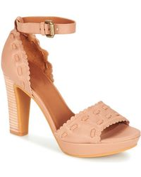 See By Chloé Sb28024 Sandals - Natural