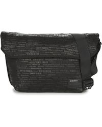 DIESEL - Close Messenger Messenger Bag - Lyst