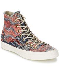 390f807bcdd645 Converse Chuck Taylor All Star Raffia Weave Hi Women s Shoes (high ...