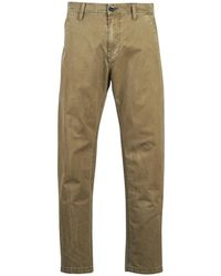 0cf8035538e G-Star RAW - Bronson Straight Tapered Chino Men's Trousers In Beige - Lyst
