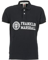 Franklin & Marshall - Aylen Polo Shirt - Lyst