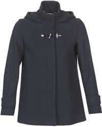 Tommy Hilfiger - New Thea City Jkt Coat - Lyst