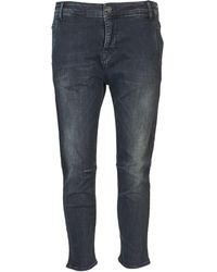 Meltin'pot - Leesa Women's Jeans In Blue - Lyst