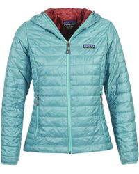 Patagonia | W's Nano Puff Hoody Jacket | Lyst