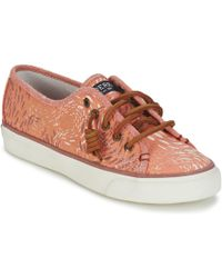 Sperry Top-Sider - Seacoast Fish Circle Shoes (trainers) - Lyst