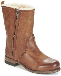 Blackstone - Mary Mid Boots - Lyst
