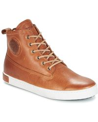 Blackstone - Gm06 Shoes (high-top Trainers) - Lyst