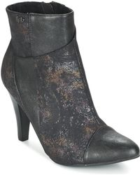Les P'tites Bombes - Adele Low Ankle Boots - Lyst