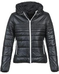 1f9265da0412 Adidas J Down Jacket Women s Jacket In Black in Black - Lyst