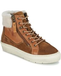 Napapijri - Fiona Shoes (high-top Trainers) - Lyst