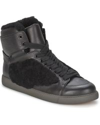 See By Chloé - Sb23158 Shoes (high-top Trainers) - Lyst