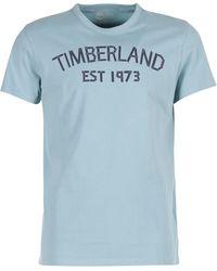 Timberland - Ss Kennebec River Tbl 1973 Tee T Shirt - Lyst