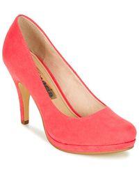 Tamaris - Rami Court Shoes - Lyst