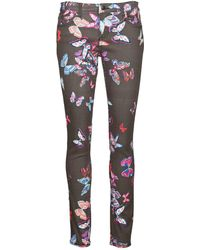 American Retro - Ava Pant Skinny Jeans - Lyst