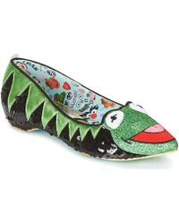 Irregular Choice - Kermit The Frog - Lyst