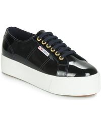 1e9d2cb8cbf4 Superga - 2790 Leapatent Shoes (trainers) - Lyst