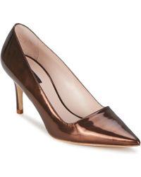 ESCADA - As707 Court Shoes - Lyst
