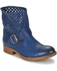 Casual Attitude - Brouli Mid Boots - Lyst