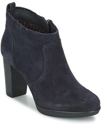 10ca81e34edf Tommy hilfiger Wooli Winter Boots in Blue