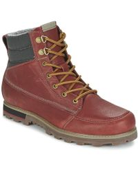 Volcom - Sub Zero Boot Mid Boots - Lyst