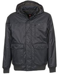 Quiksilver - Corwall Men's Jacket In Black - Lyst