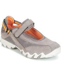 Allrounder By Mephisto - Niro Coolgrey Shoes (trainers) - Lyst