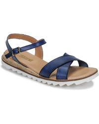 So Size - Itenipo Sandals - Lyst